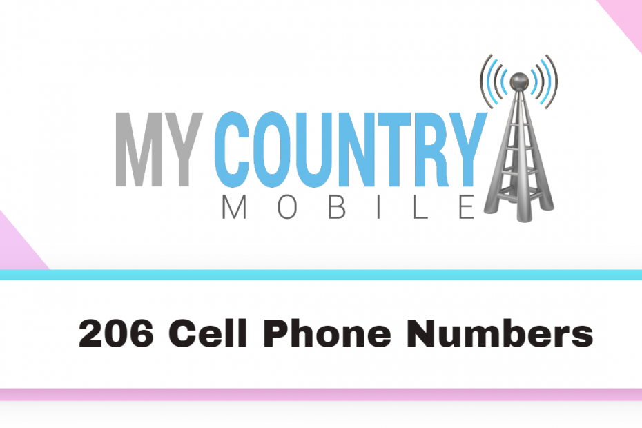 206 Cell Phone Numbers - My country Mobile