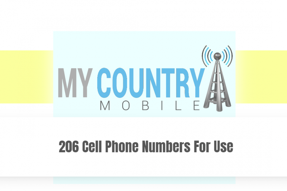 206 Cell Phone Numbers For Use - My country Mobile